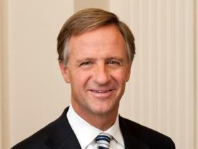 Tennessee Governor Bill Haslam.