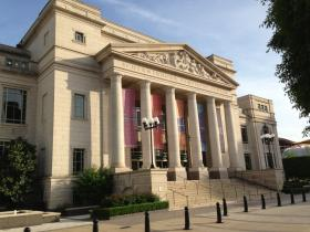 The NSO began raising funds to build Schermerhorn Symphony Center less than a decade after emerging from bankruptcy, and the building sustained millions of dollars in flood damage just a few years after opening. Credit: Nina Cardona/WPLN