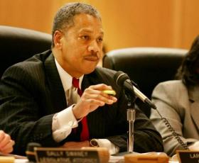 TN State Rep. Larry Miller, D-Memphis, chairman of the Tennessee Black Caucus of State Legislators / George Walker IV / File / The Tennessean