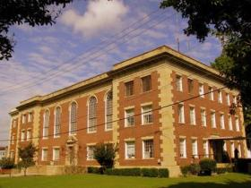 The Cocke County Old Jail is located on the 3rd floor of the county's 83 year-old courthouse