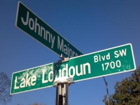 Johnny Majors Drive and Lake Loudoun Boulevard are among several campus streets that could be transferred from the city of Knoxville to the University of Tennessee.