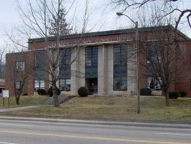 The Grainger County Courthouse, in Rutledge.