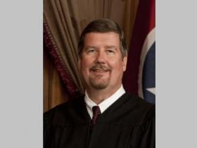 Tennessee Court of Criminal Appeals Judge Jeff Bivins.