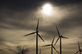 Wind turbines (Meers, OK)