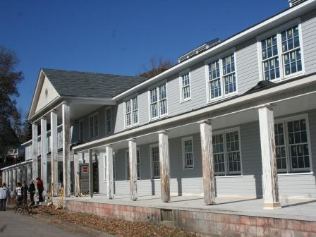Recent exterior improvements include new siding, windows and a roof