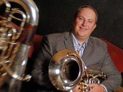 UT Tuba and Euphonium Professor Kelly Thomas says the tuba is finding respect as a solo instrument.