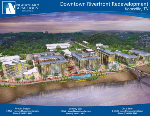 Riverfront Development.