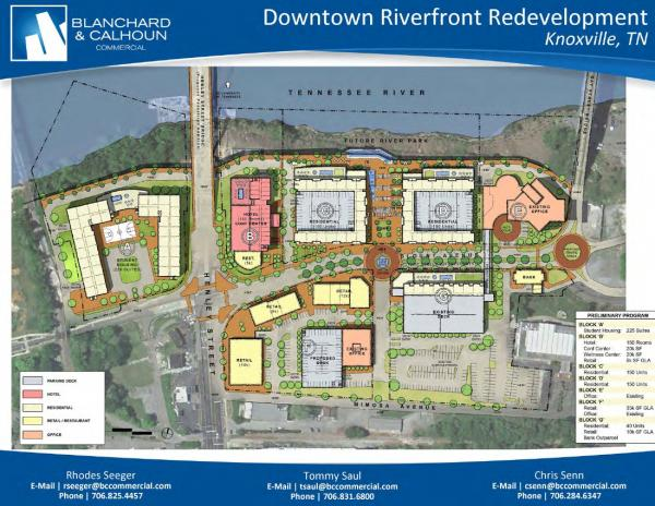 Riverfront Development, View 2.