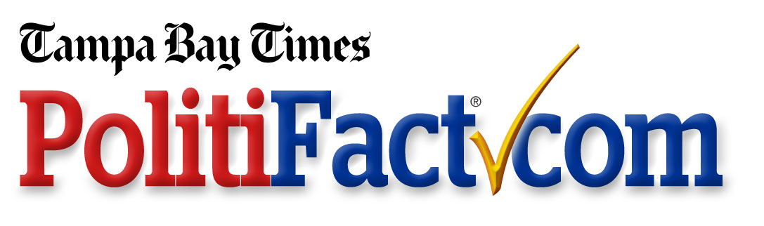Image result for politifact logo