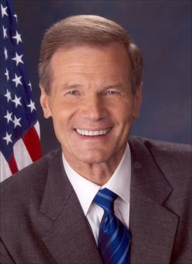Sen. Bill Nelson's fellow Democrats want to use the so-called nuclear option. Nelson is not a fan.