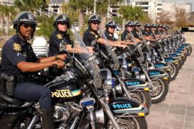 Tampa police officers want you to call them... maybe.