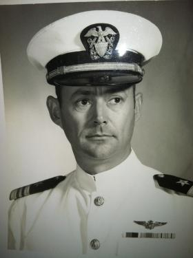 Carol Gentry's father, Grover C. Jones, was a Navy career pilot.  While he died a most horrible of deaths, there was some comfort found in hospice care.