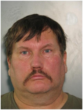 Gary Robert Haines was taken to the Charlotte County Jail.