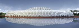 The future Innovation, Science and Technology Building at Florida Polytechnic University