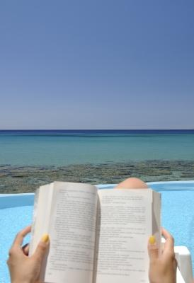 In Florida, any book can be a beach read.