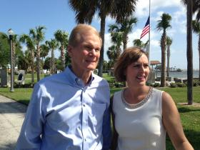 U.S. Senator Bill Nelson and Congresswoman Kathy Castor want to make oil companies responsible for 100 percent of damages in the event of a future spill.