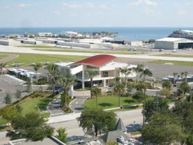 St. Petersburg's Albert Whitted Airport is one of 14 Florida airports that may lose its federal control tower due to budget cuts.