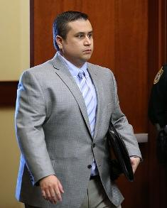 George Zimmerman returns to the Seminole County Criminal Justice Center