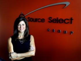 Angie Short, CEO of Source Select Group, an IT staffing company in Tampa
