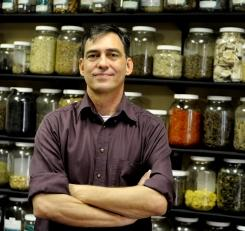 Bob Linde, an herbalist, Army veteran and owner of St. Petersburg's Acupuncture & Herbal Therapies, wants insurance coverage in case catastrophe strikes.