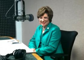 Democrat Nan Rich, vying to be her party's primary choice for governor, visited WUSF Public Media's Donis Studios for a recording of Florida Matters that will air September, 3, 2013.