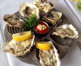 Ten percent of all America's oysters come from Apalachicola Bay