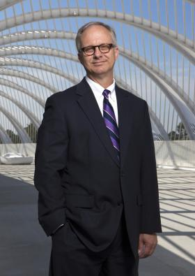 President Randy Avent of Florida Polytechnic University