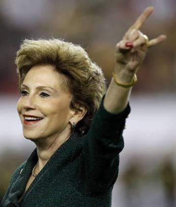 USF President Judy Genshaft