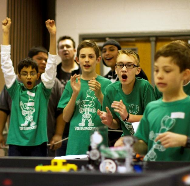 Two Tampa-area Students Win National STEM Video Game