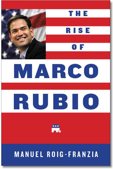 Washington Post reporter Manuel Roig-Franzia said he has met Marco Rubio, but he didn't ask the senator what he thought of the book.