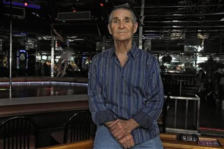 Joe Redner owns the Mons Venus strip club in Tampa.