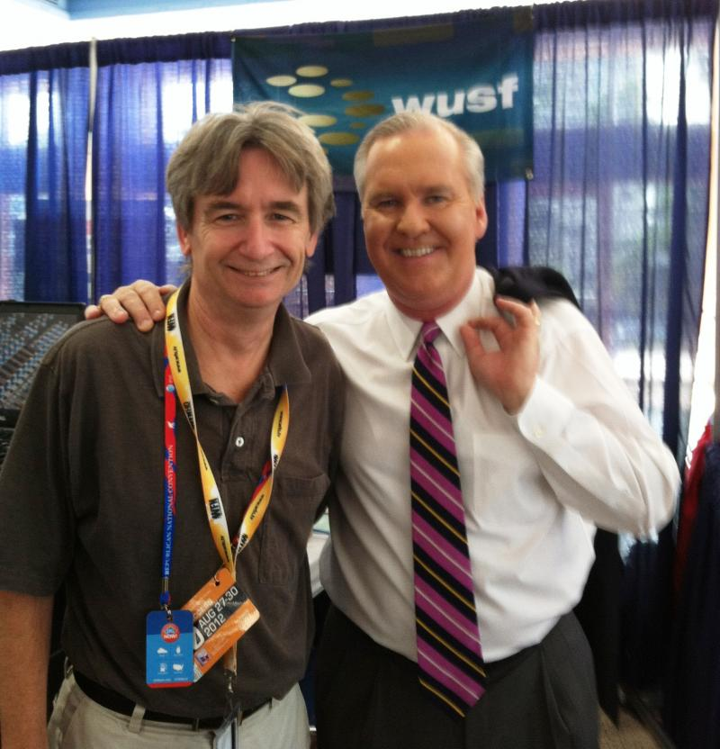 Florida Matters: The Convention host Carson Cooper and Tampa Mayor Bob Buckhorn