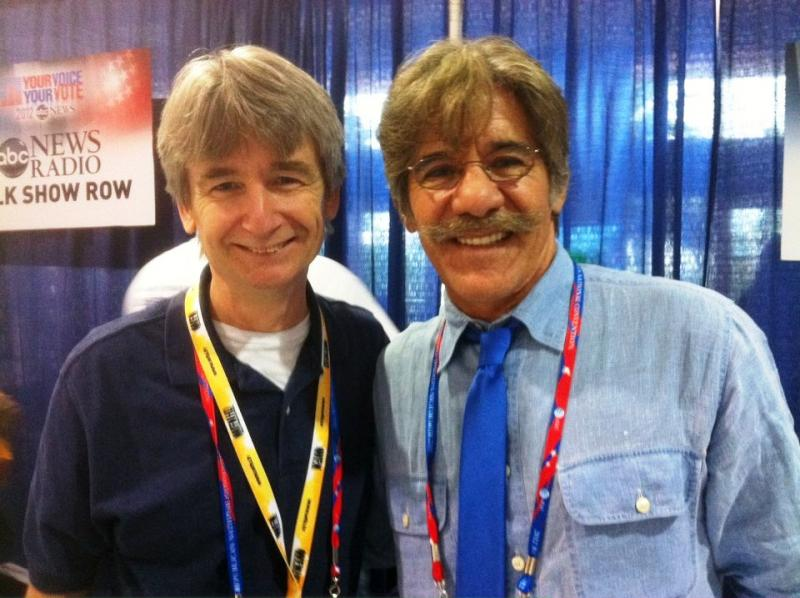 Florida Matters: The Convention host Carson Cooper meets journalist Geraldo Rivera