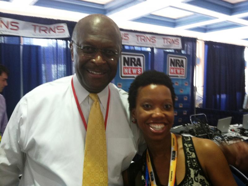 Florida Matters: The Convention producer Dalia Colon and former presidential candidate Herman Cain