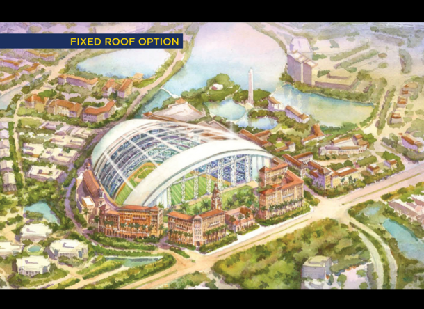 New Ballpark for Tampa Bay Rays Proposed for Carillon Area ...