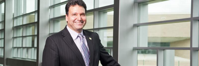 USF College of Business Dean Moez Limayem