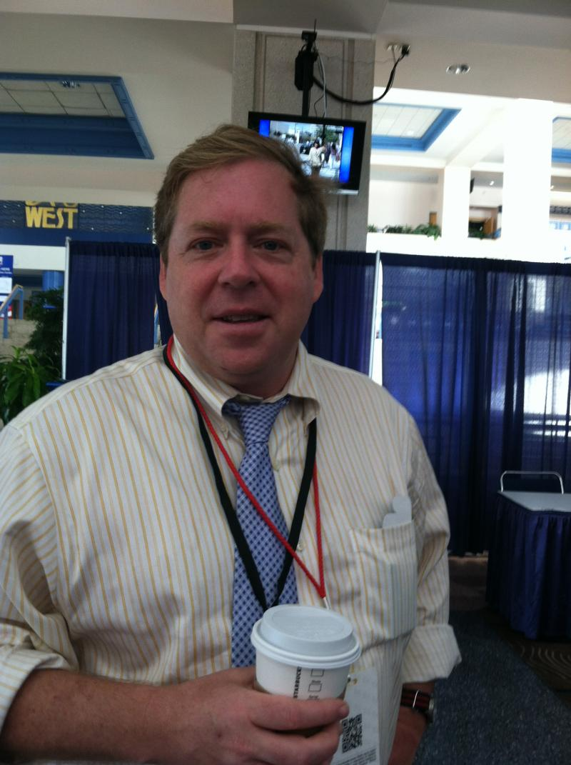Tampa Bay Times political editor Adam C. Smith.