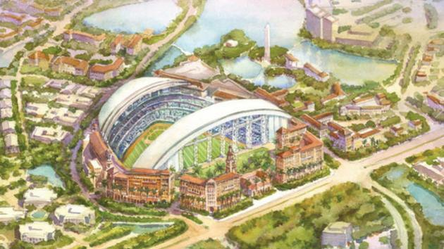 New Ballpark for Tampa...