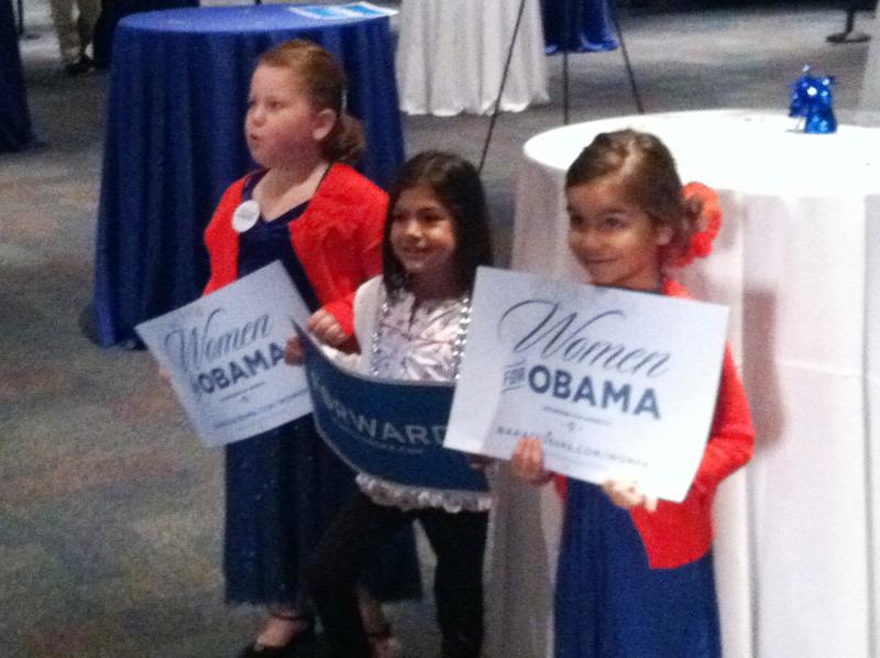 Ladies for Obama
