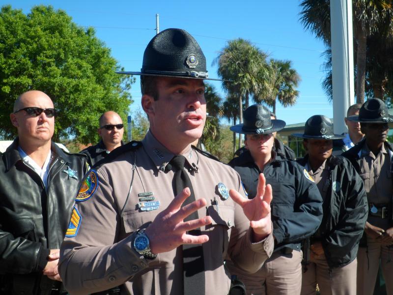Sgt. Steve Gaskins
