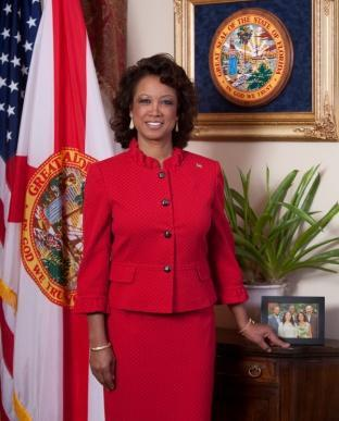 Lt. Governor Jennifer Carroll, from her State of Florida profile