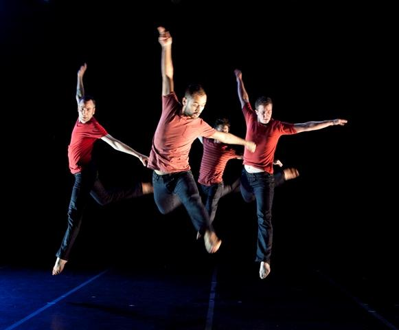 "Sean Dorsey Dance presents ""The Secret History of Love"""