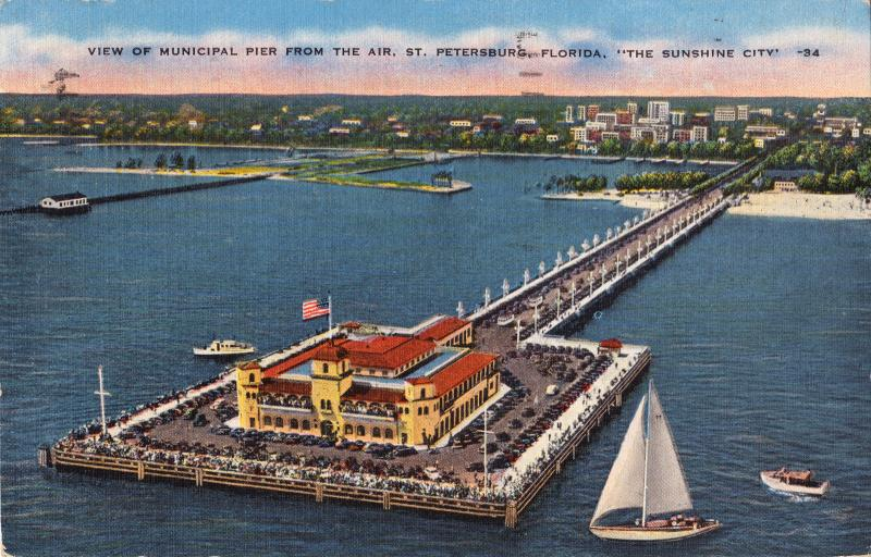 The Million Dollar Pier was constructed in 1926.