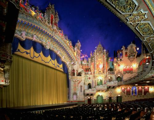 Eberson's Majestic Theatre in San Antonio