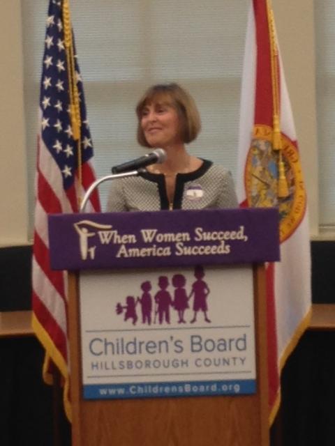 U.S. Representative Kathy Castor