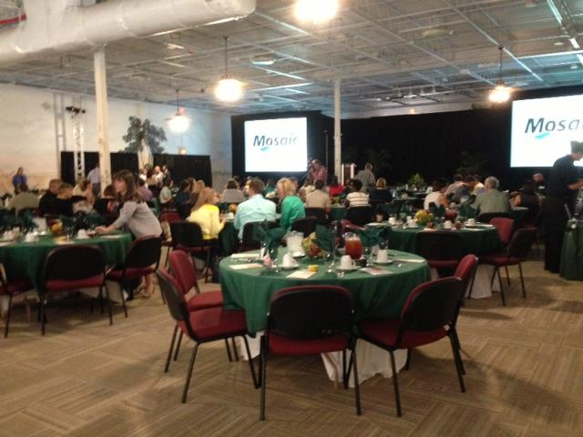 Hunger relief forum held at the Florida State Fairgrounds.