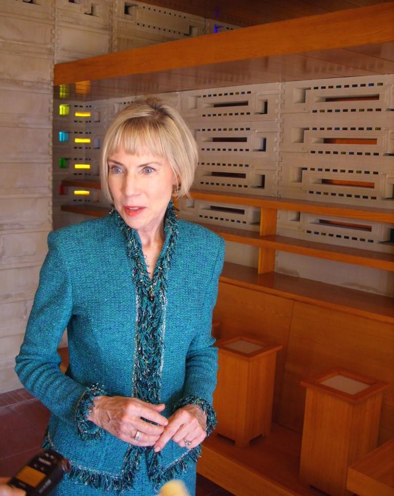 FSC President Anne Kerr