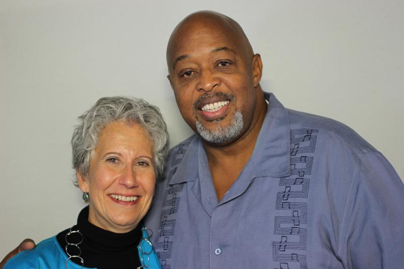 Helen Levine and Goliath Davis