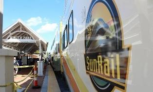 Winter Park SunRail station