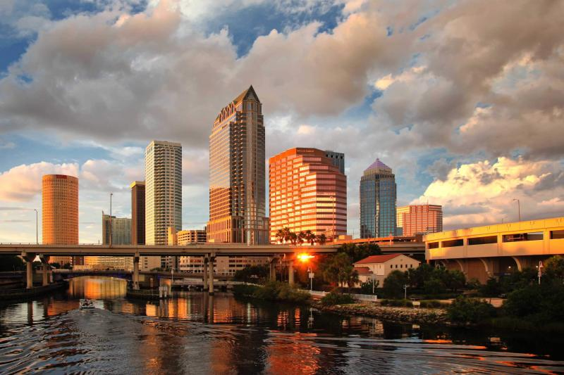Tampa was ranked among the best places to staycation by wallethub.com.